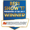 AV Technology - Best of Show at ISE 2017