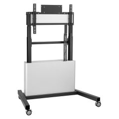 PFTE 7111 Motorized trolley with cabinet