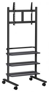 PB 175 Display trolley black