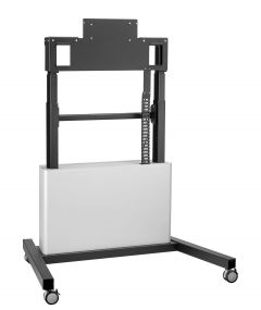 PFTE 7111 Gemotoriseerde display trolley met kast