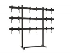 FVW3355 Video wall floor stand 3x3