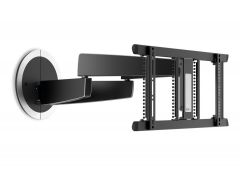 Vogel's MotionMount (NEXT 7356) Full-Motion Motorised TV Wall Mount ideal for OLED TVs - Suitable for 40 up to 65 inch TVs up to 30 kg - Motion (up to 120°) - Product