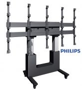 TLWE78002 LED wall gemotoriseerde trolley Philips FHD 137BDL9115