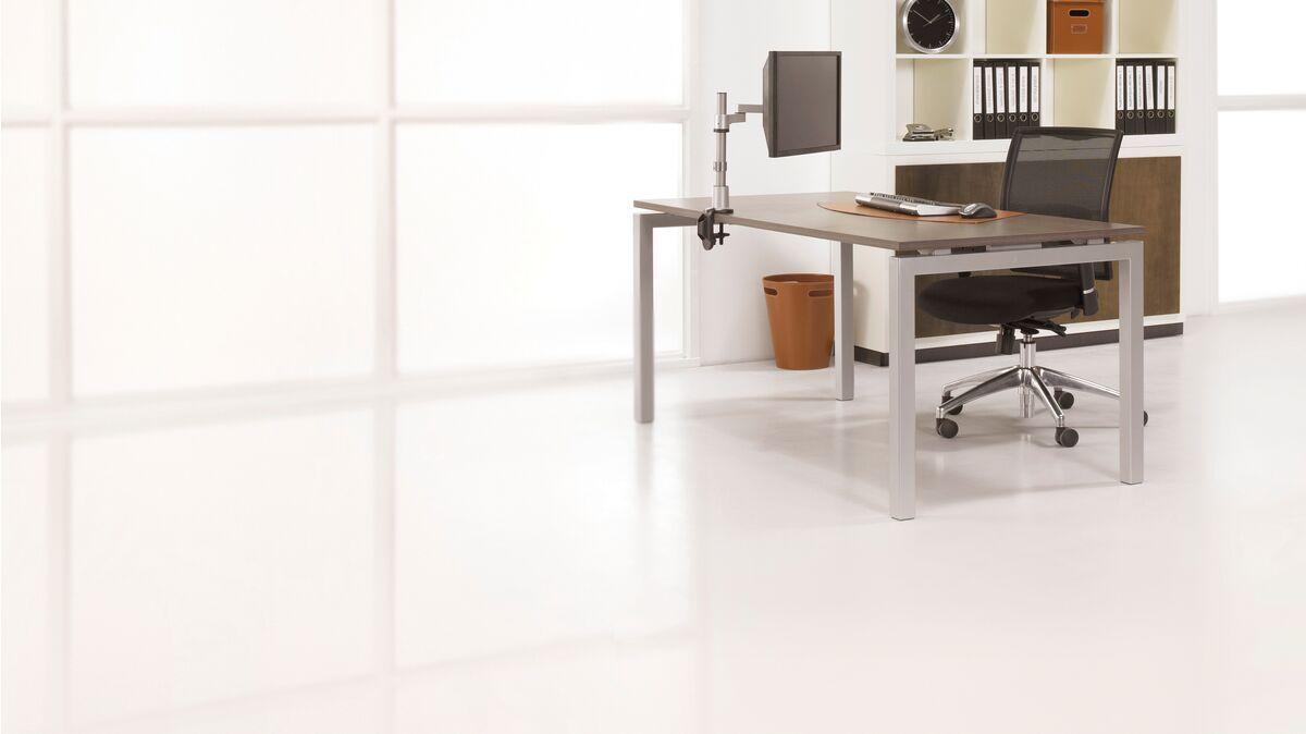 Vogel's PFD 8523 Pied statique pour moniteur - Pour les moniteurs jusqu'à 13 kg - Idéal pour les jeux et le bureau (à domicile) - Ambiance