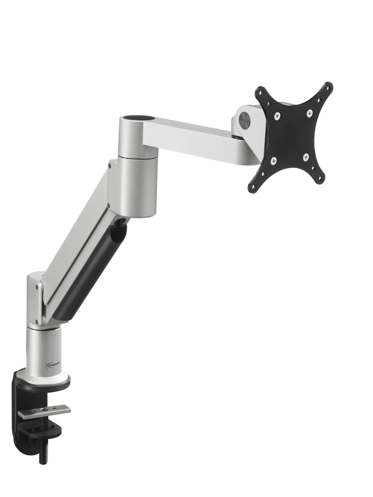 Vogel's PFD 8541 Monitor mount dynamic silver - For monitors up to 5.7 kg - Ideally suited for Gaming and (Home) Office - Product