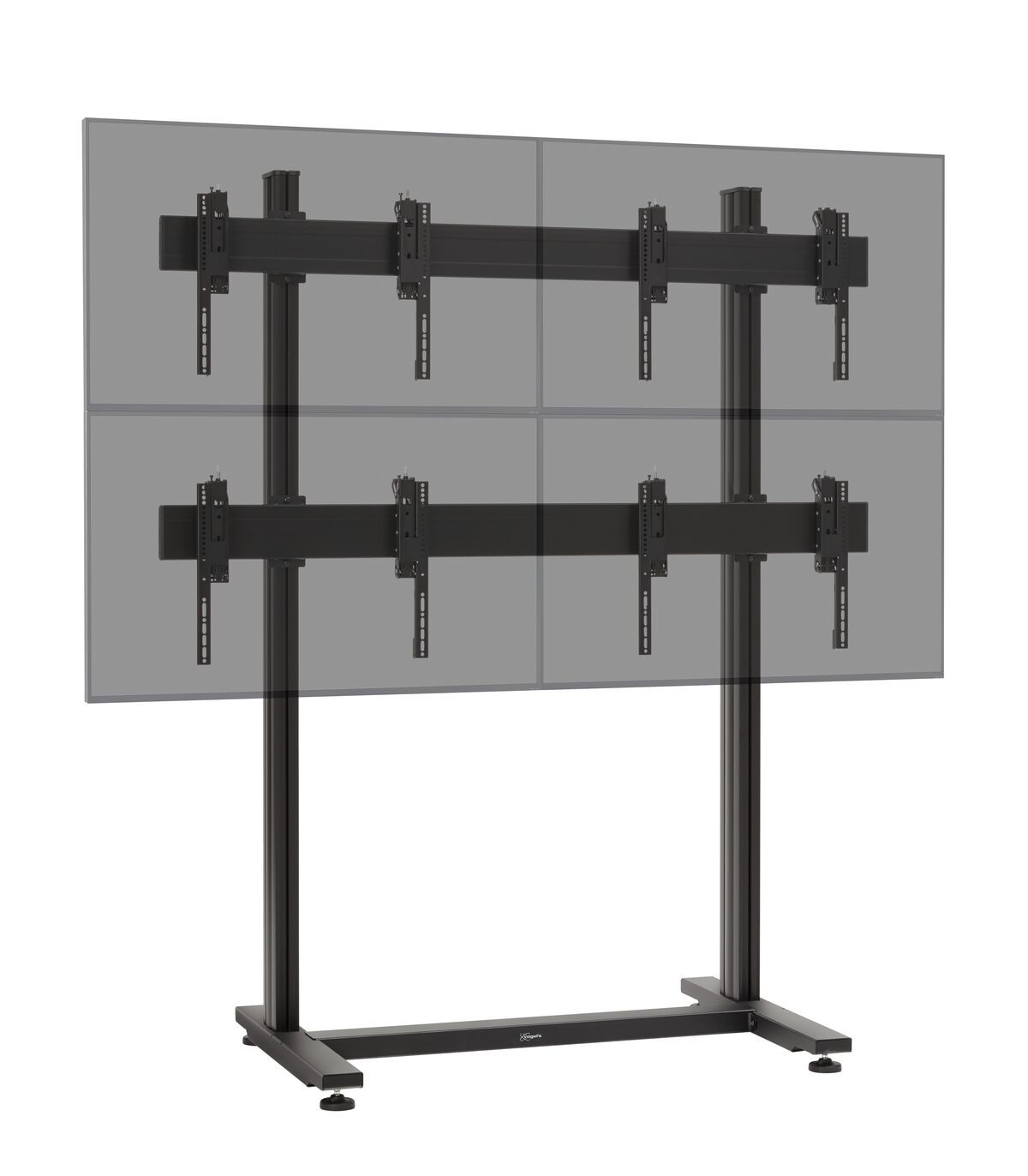 Vogel's PFF 7920 Video wall floor stand base - Application
