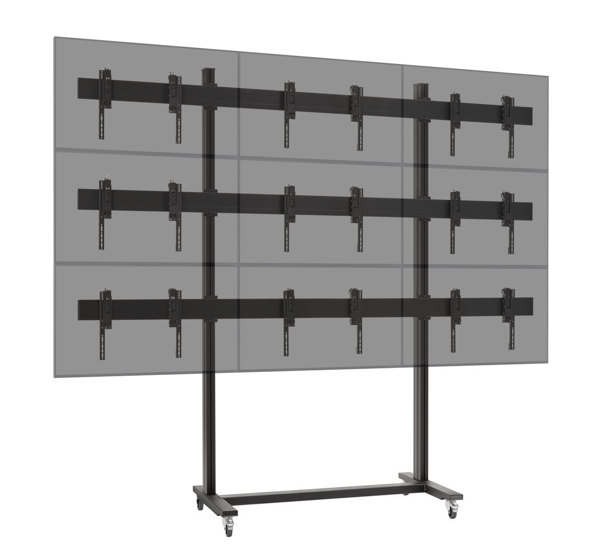 Vogel's PFT 8920 Videowall trolley frame - Application