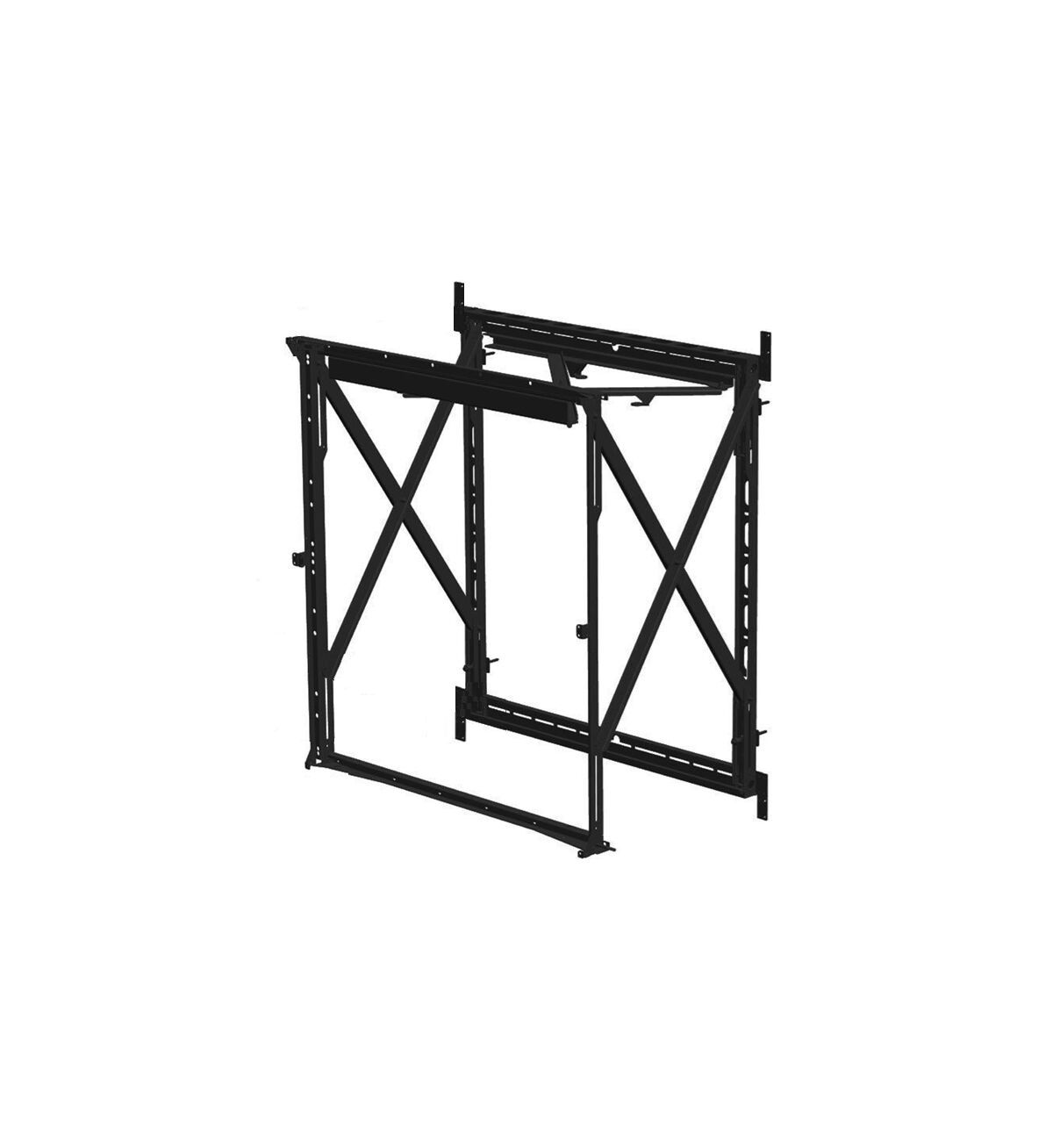 Vogel's PLW 1001 1x2 LED video wall mount - Product