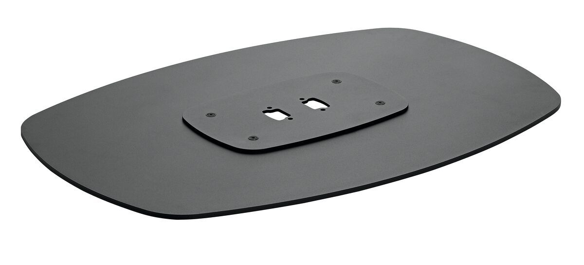 Vogel's PFF 7040 Floor plate back-to-back black - Product