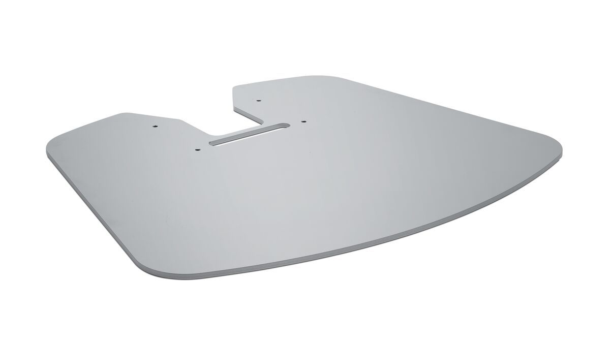 Vogel's PFF 7025 Floor plate silver - Product