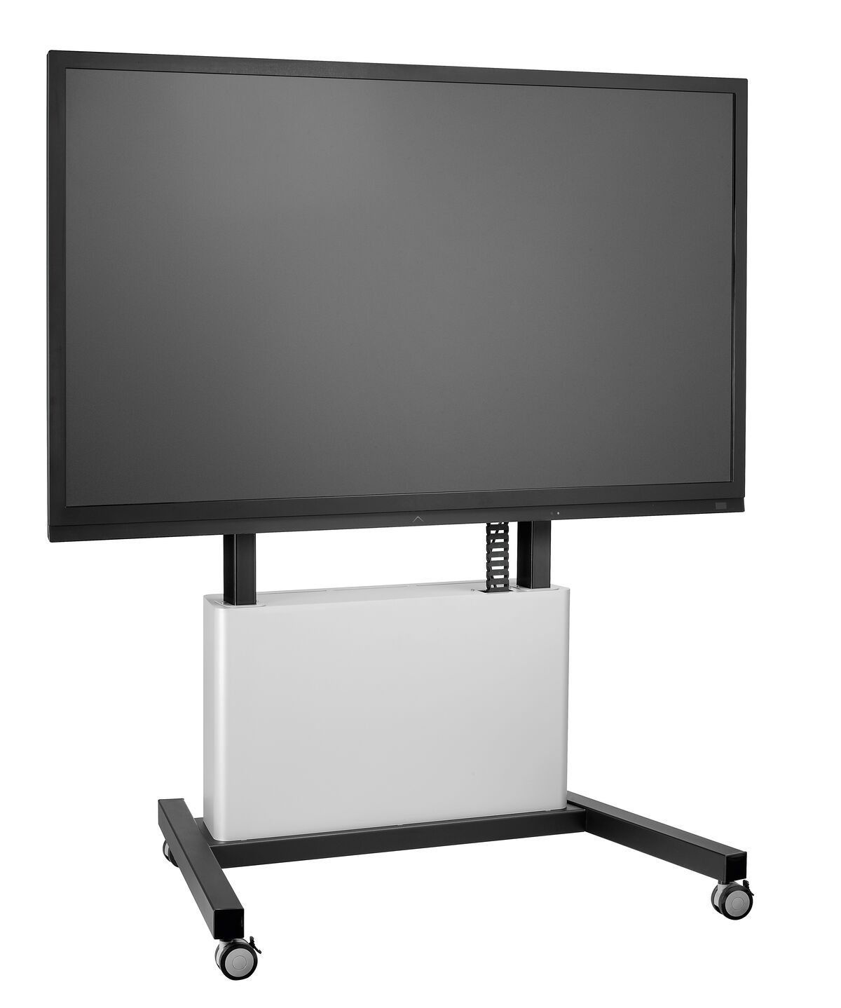 Vogel's PFTE 7111 Display trolley motorized with cabinet - Application