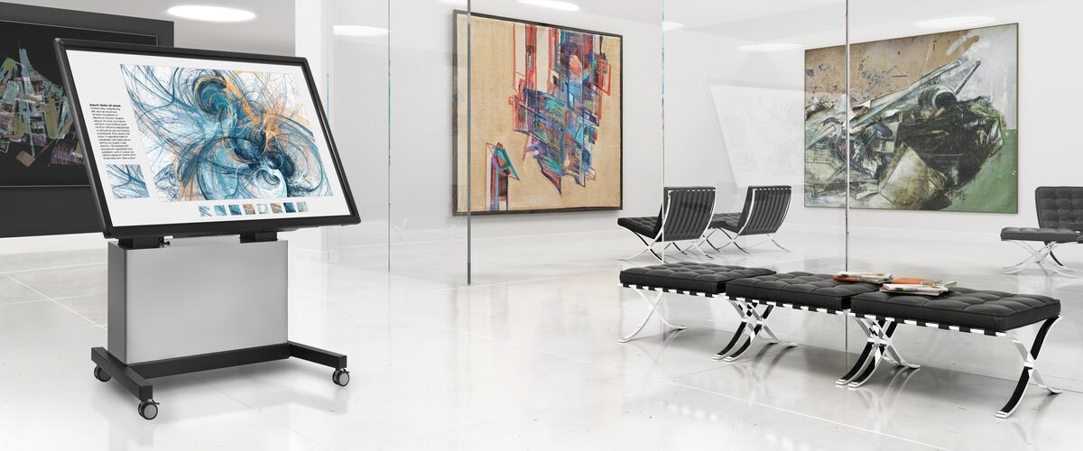 Vogel's PFTE 7121 Touch table motorized cabinet - Ambiance