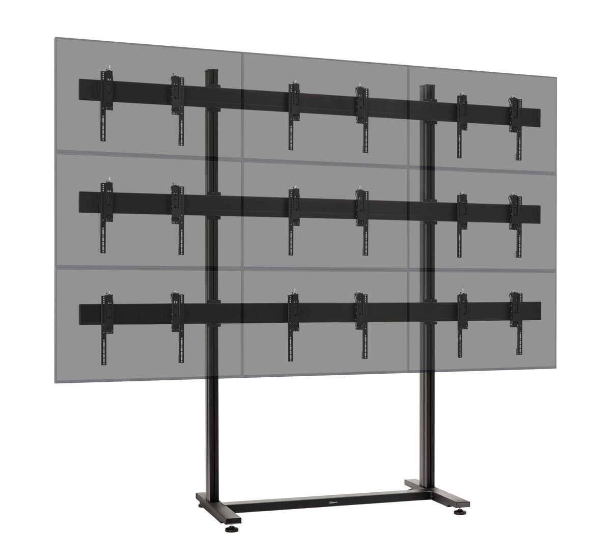 Vogel's FVW3355 Pied de sol pour mur d'images 3x3 - Application