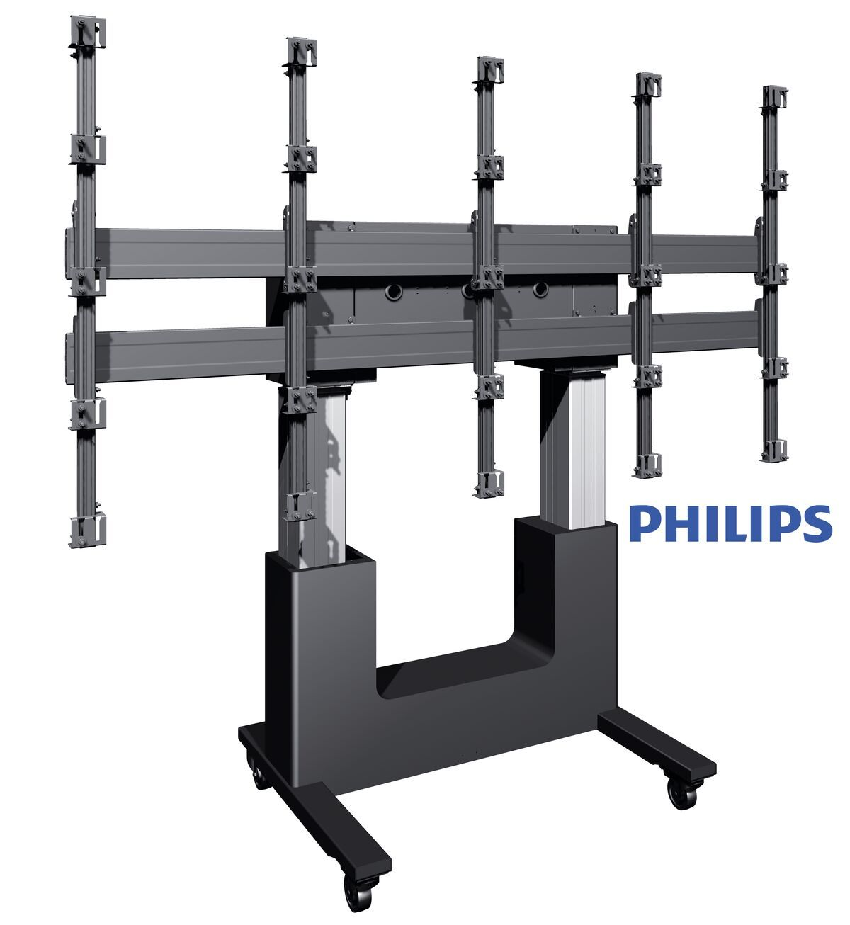 Vogel's TLWE78002 motorized trolley for Philips FHD 137BDL9115 - Product
