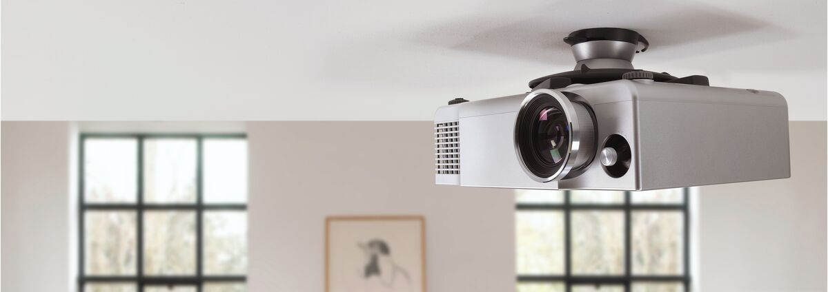 Vogel's EPC 6545 Projector Ceiling Mount - Max. weight load: 10 - Max. weight load: Ambiance