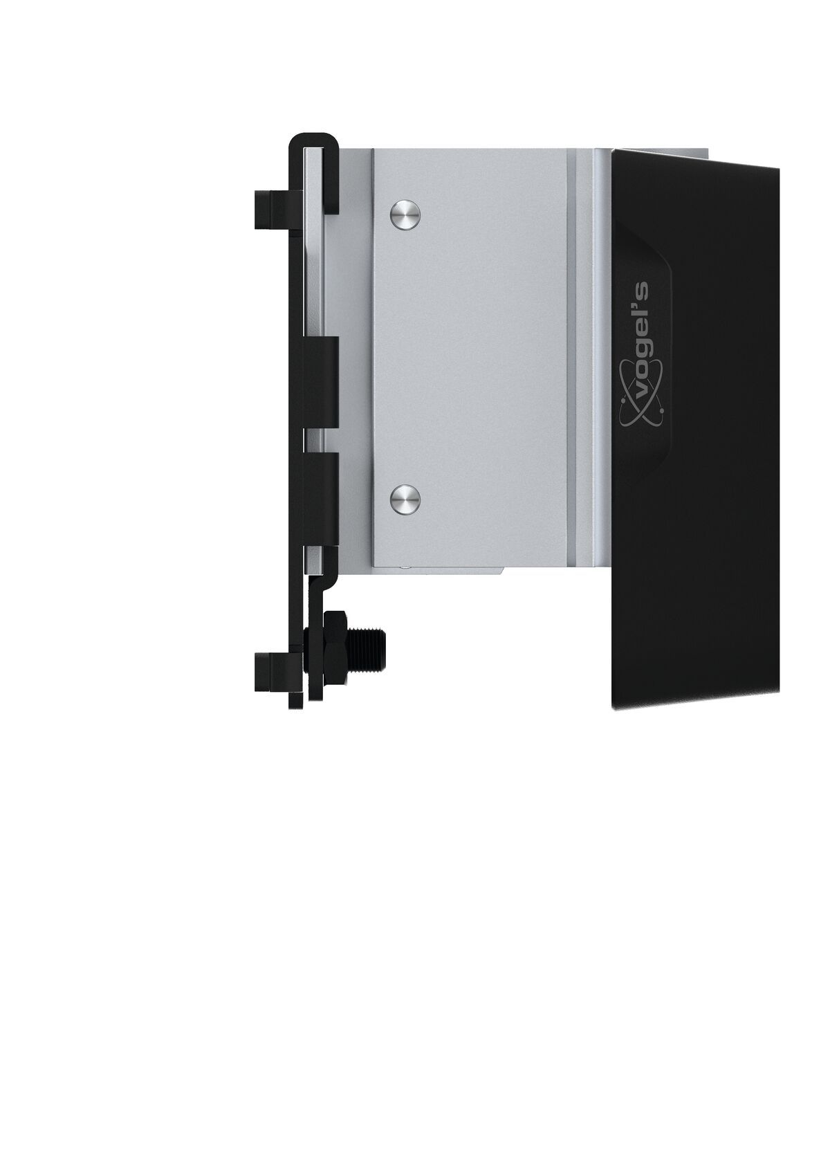 Vogel's SOUND 4203 Speaker Wall Mount for SONOS PLAY:3 (black) - Side view