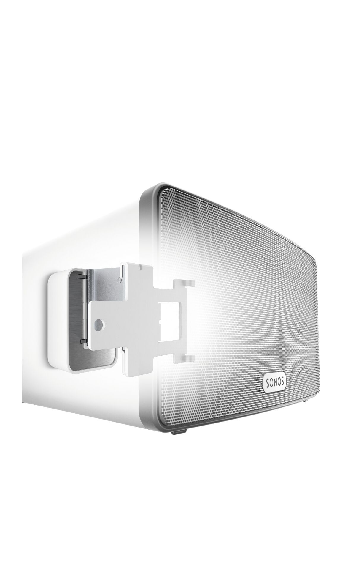Vogel's SOUND 4203 Speaker Wall Mount for SONOS PLAY:3 (white) - Application