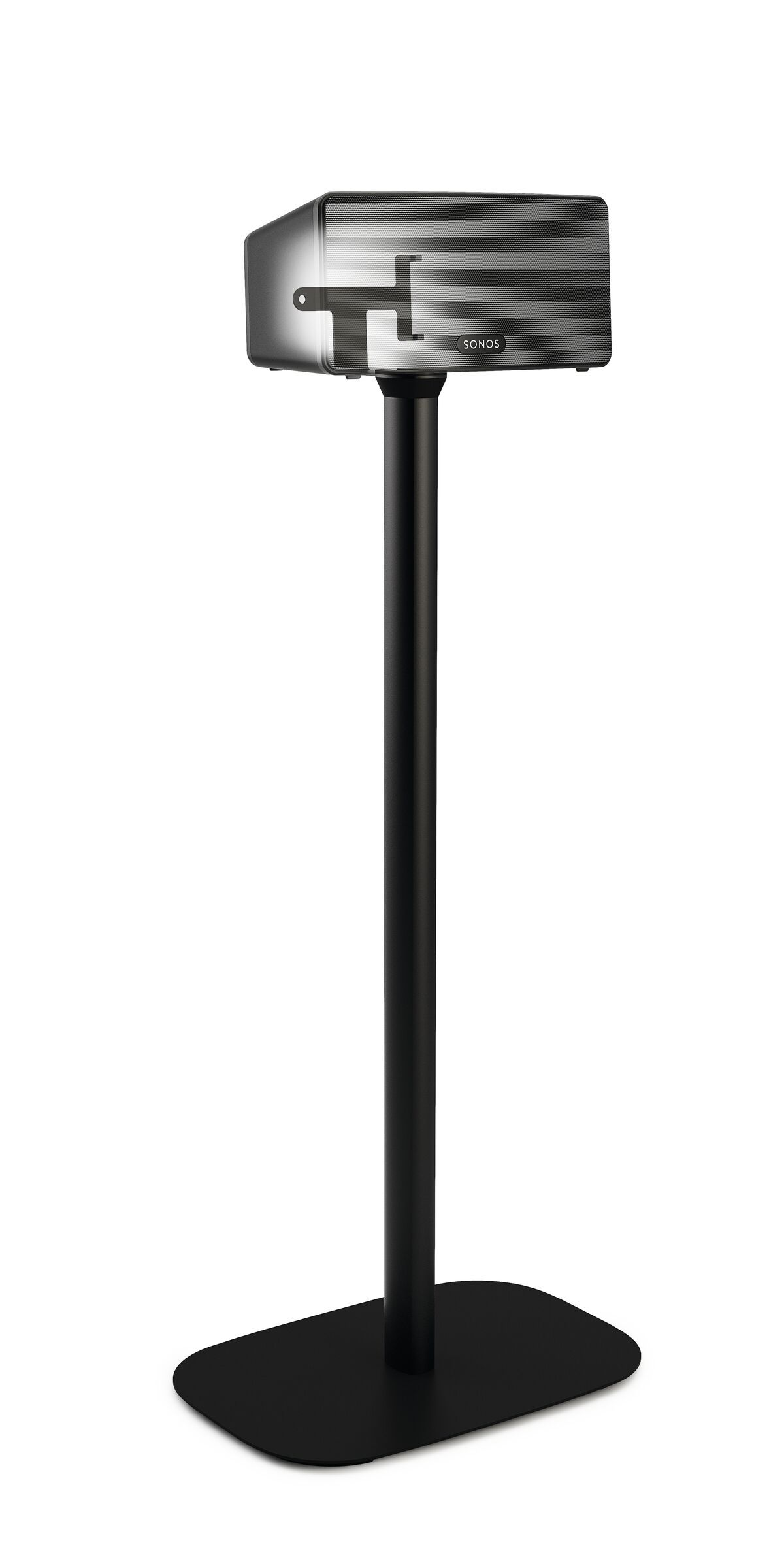 Vogel's SOUND 4303 Speaker Stand for SONOS PLAY:3 (black) - Application