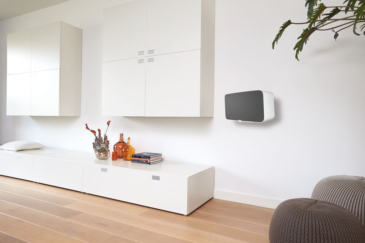 Vogel's SOUND 3200 Speaker Wall Mount (white) - Ideally suited for: Universal - Max. weight load: 5 kg - Ambiance