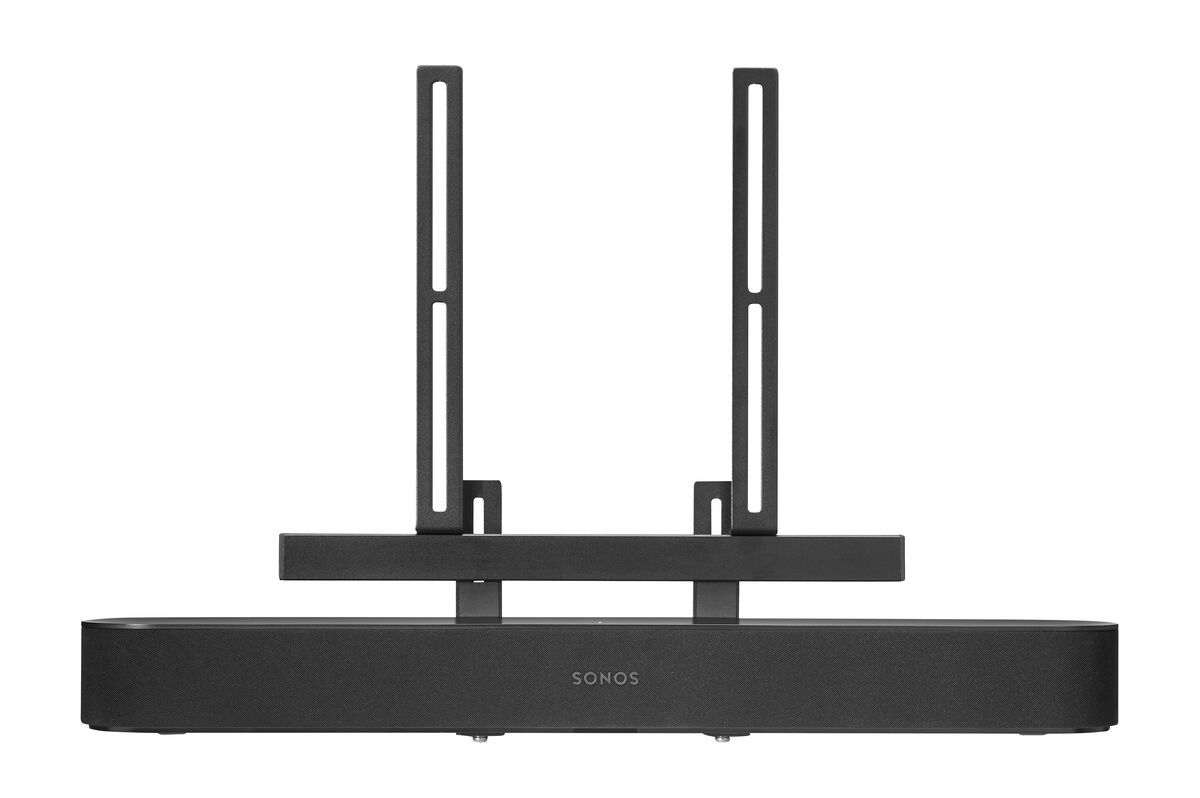 Vogel's SOUND 3550 Support pour barre de son - Front view