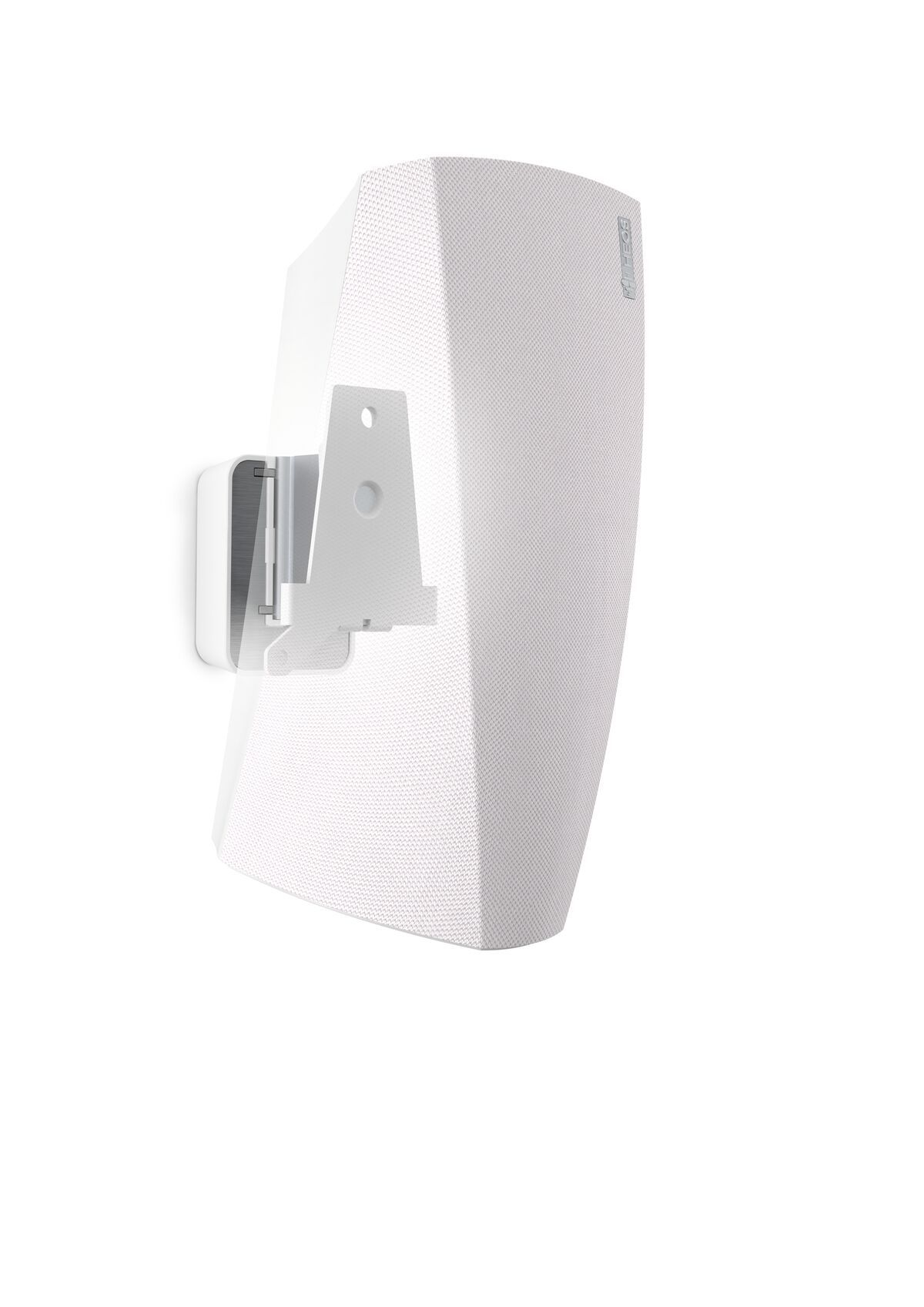 Vogel's SOUND 5203 Speaker Wall Mount for Denon HEOS 3 (white) - Application