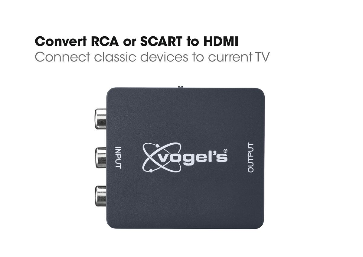 Vogel's SAVA 1021 Smart AV converter AV to HDMI - USP