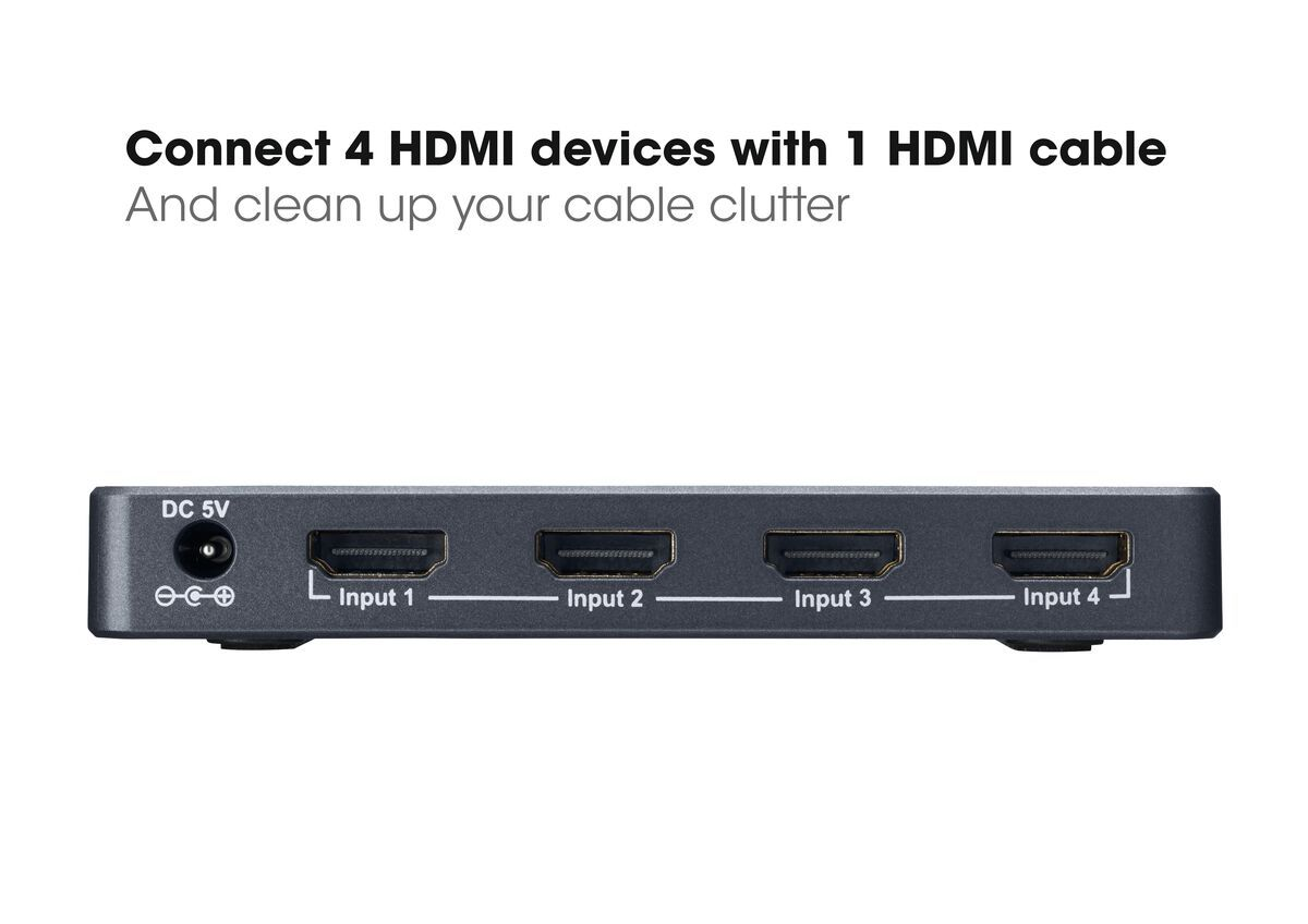 Vogel's Commutateur automatique AV Smart HDMI SAVA 1026 - USP