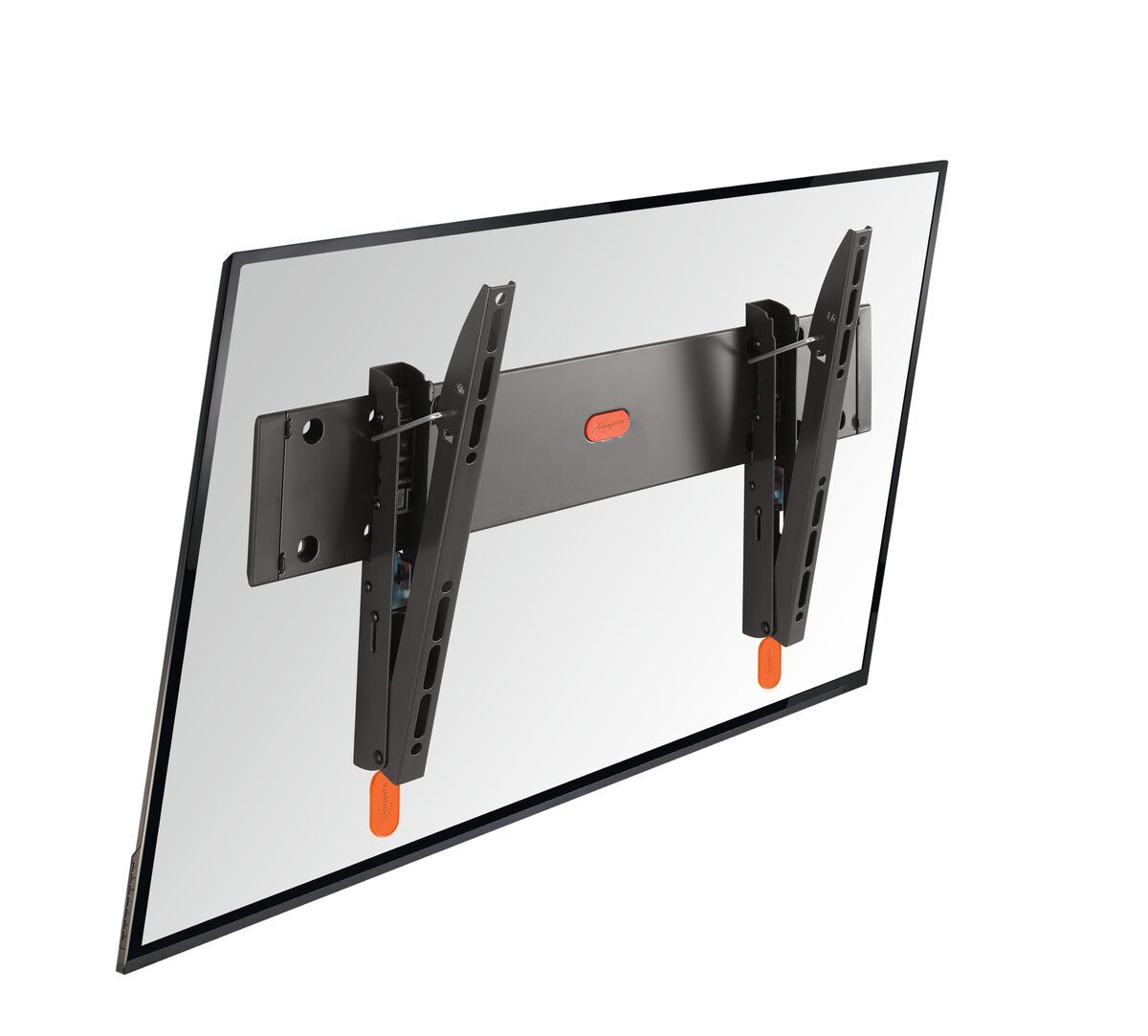 Vogel's BASE 15 M Tilting TV Wall Mount - Suitable for 32 up to 55 inch TVs up to 30 kg - Tilt up to 15° - Product