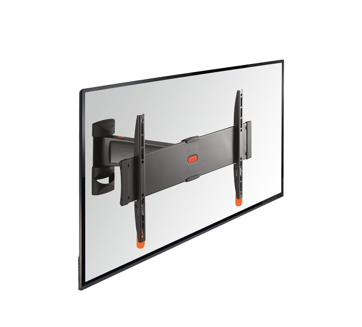 Vogel's BASE 25 M Full-Motion TV Wall Mount - Suitable for Motion (up to 120°) - Suitable for Product
