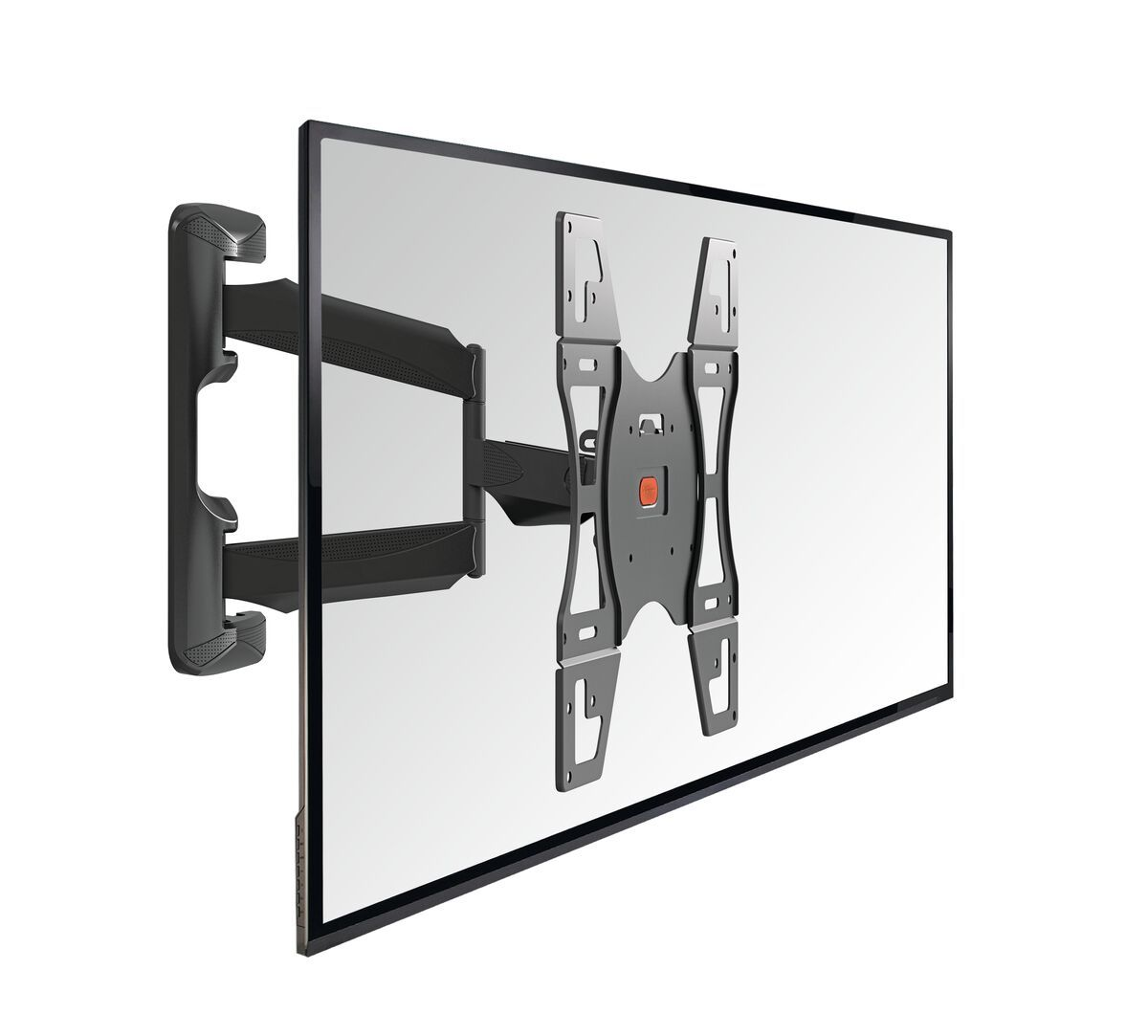 Vogel's BASE 45 M Full-Motion TV Wall Mount - Suitable for 32 up to 55 inch TVs - Full motion (up to 180°) - Tilt up to 15° - Product