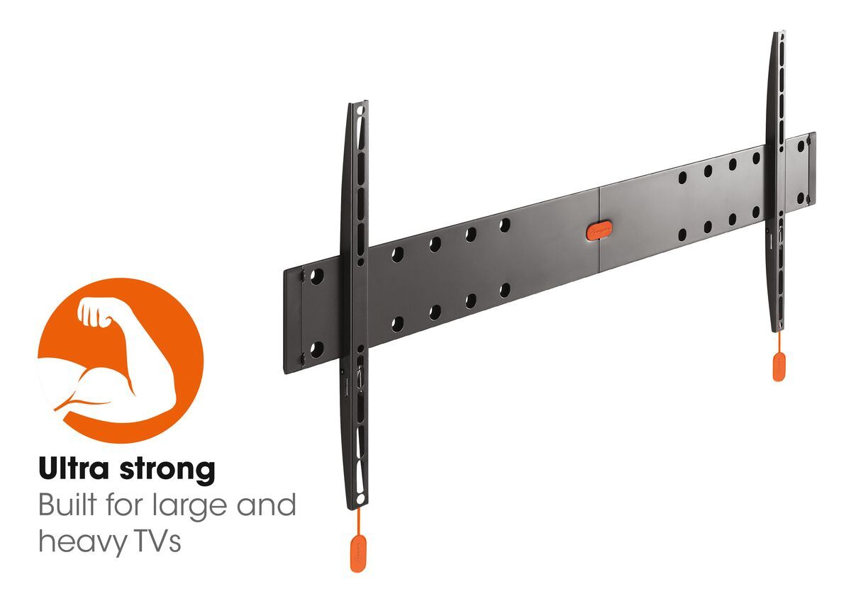 Vogel's BASE 05 L Fixed TV Wall Mount - Suitable for 40 up to 80 inch TVs up to 70 kg - Promo