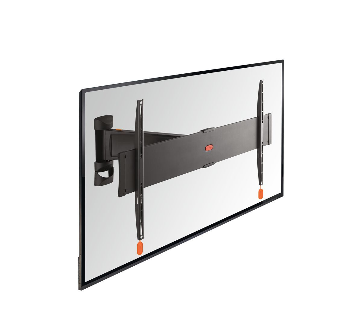Vogel's BASE 25 L Full-Motion TV Wall Mount - Suitable for 40 up to 65 inch TVs - Motion (up to 120°) - - Product