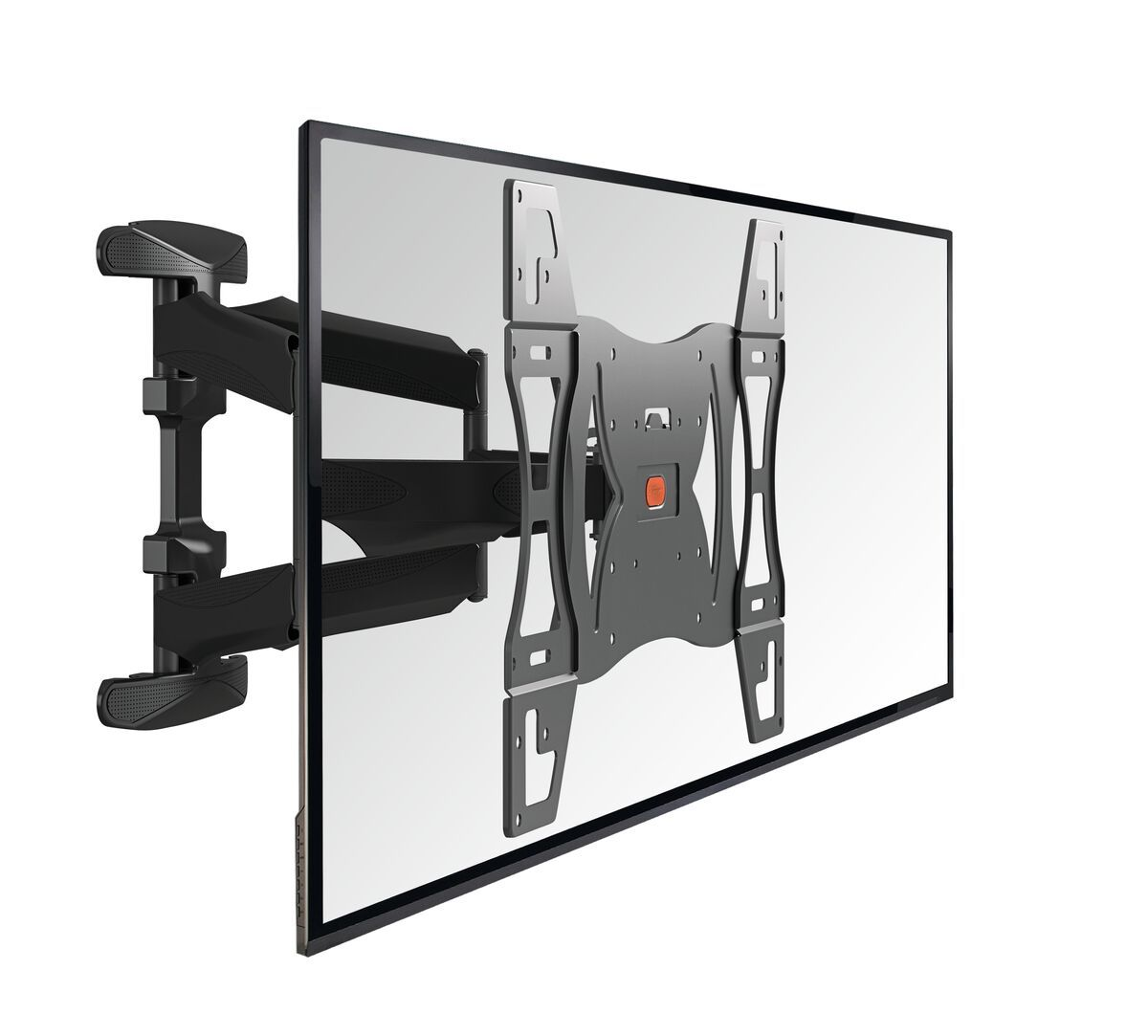Vogel's BASE 45 L Full-Motion TV Wall Mount - Suitable for 40 up to 82 inch TVs - Full motion (up to 180°) - Tilt up to 15° - Product