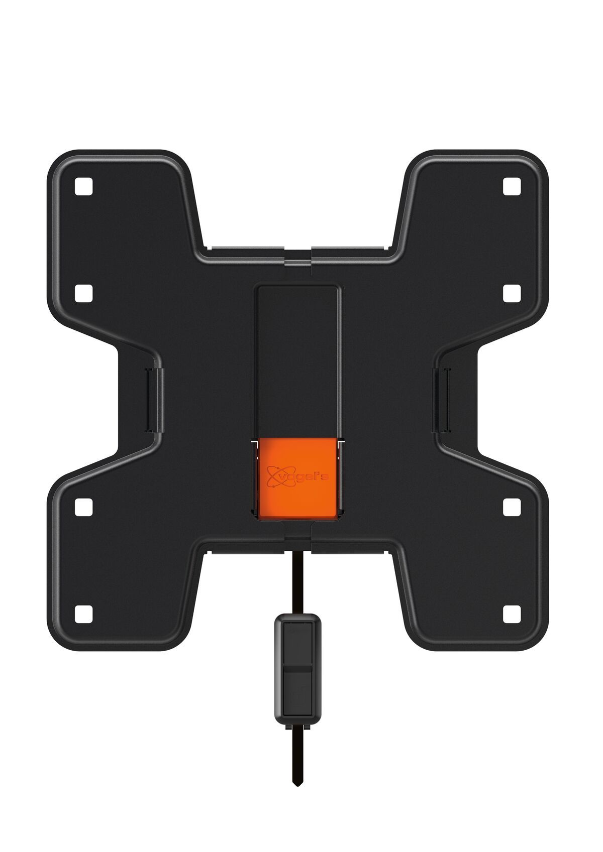 Vogel's WALL 2105 Fixed TV Wall Mount - Suitable for 19 up to 40 inch TVs up to 15 kg - Front view