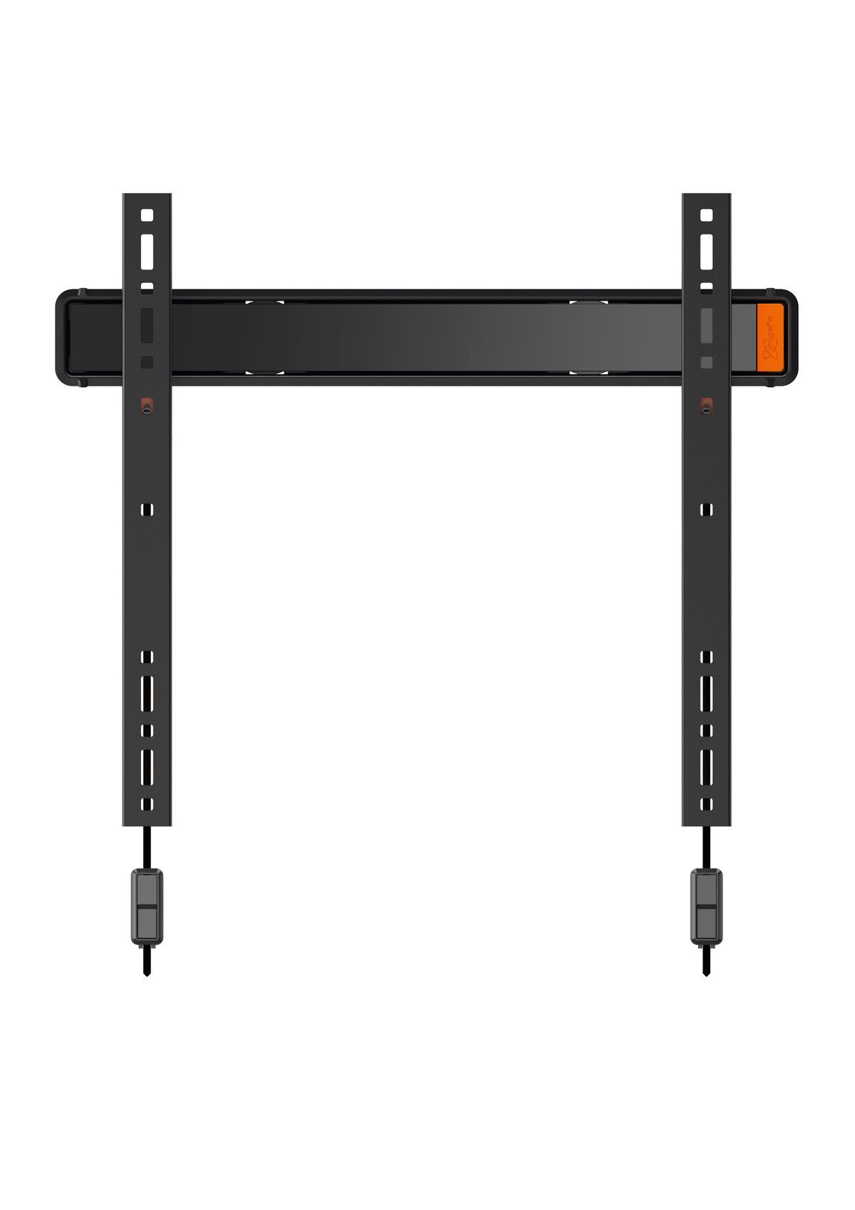 Vogel's WALL 2205 Fixed TV Wall Mount - Suitable for 32 up to 55 inch TVs up to kg - Front view