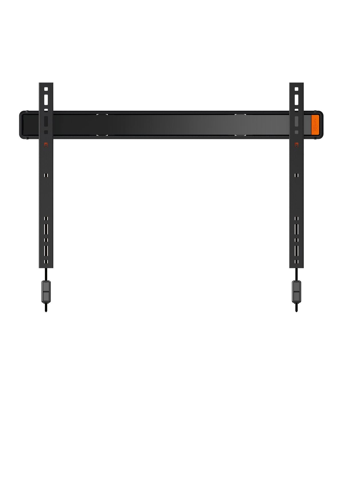 Vogel's WALL 2305 Fixed TV Wall Mount - Suitable for 40 up to 80 inch TVs up to kg - Front view