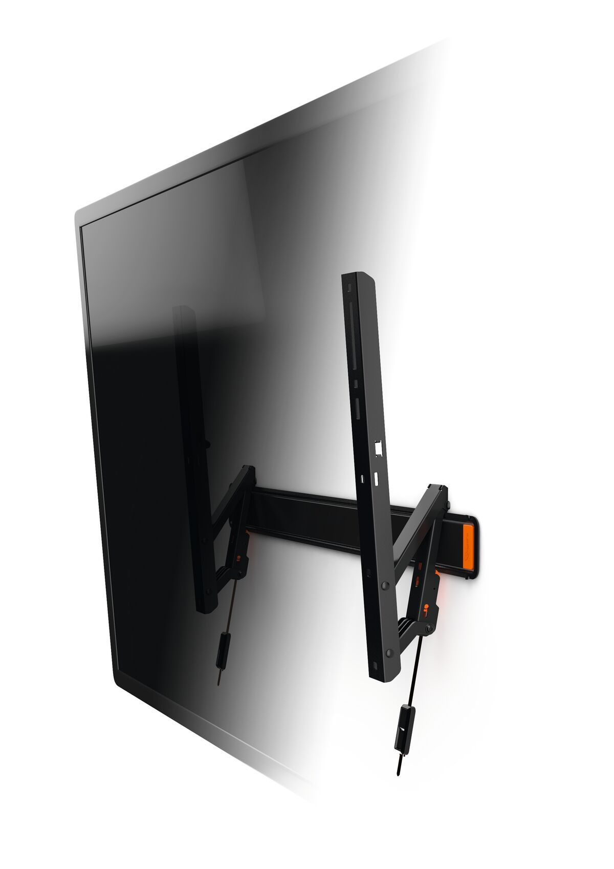 Vogel's WALL 2315 Tilting TV Wall Mount - Suitable for 40 up to 65 inch TVs up to kg - Tilt up to 15° - Detail