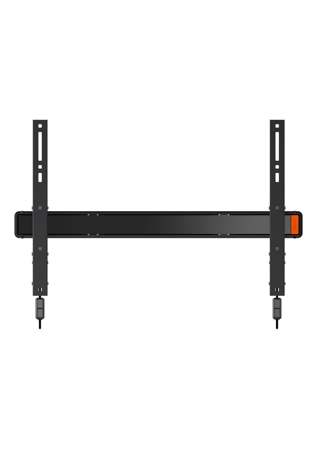 Vogel's WALL 2315 Tilting TV Wall Mount - Suitable for 40 up to 65 inch TVs up to kg - Tilt up to 15° - Front view