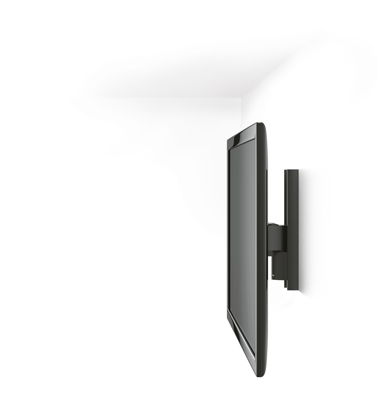 Vogel's WALL 1020 Full-Motion TV Wall Mount - Suitable for 17 up to 26 inch TVs - Limited motion (up to 60°) - Tilt -10°/+10° - Detail