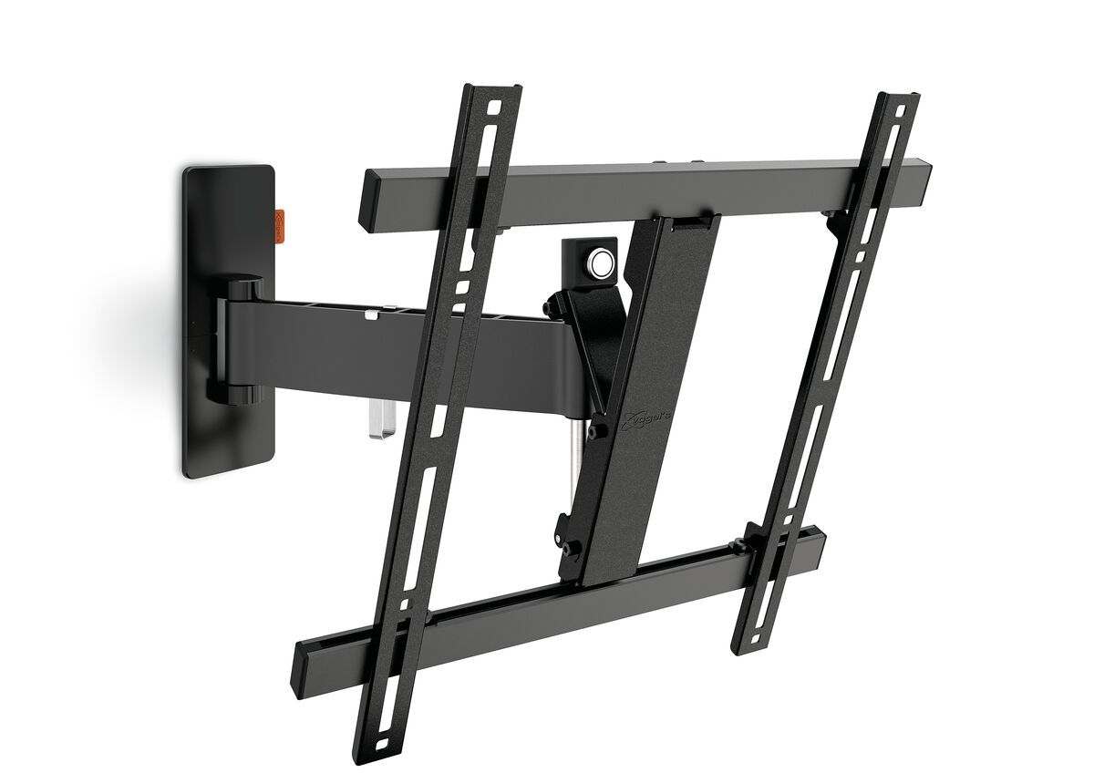 Vogel's WALL 2225 Full-Motion TV Wall Mount (black) - Suitable for 32 up to 55 inch TVs - Motion (up to 120°) - Tilt up to 20° - Product