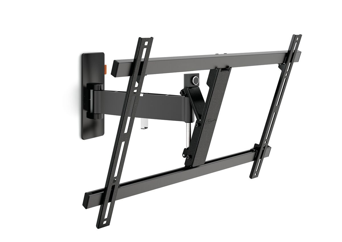 Vogel's WALL 2325 Full-Motion TV Wall Mount (black) - Suitable for 40 up to 65 inch TVs - Motion (up to 120°) - Tilt up to 20° - Product