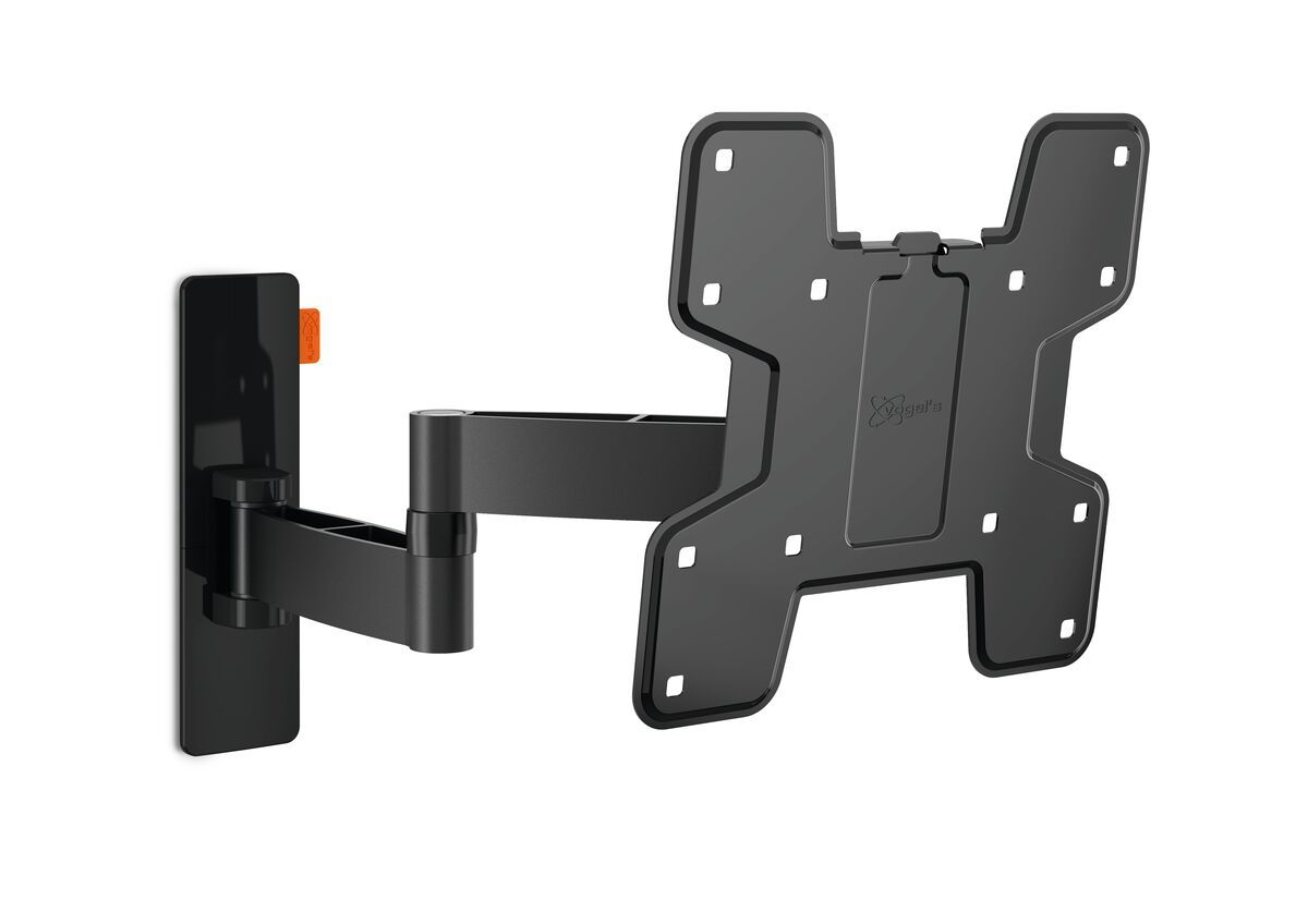 Vogel's WALL 2145 Full-Motion TV Wall Mount (black) - Suitable for 19 up to 40 inch TVs - Full motion (up to 180°) - Tilt -10°/+10° - Product