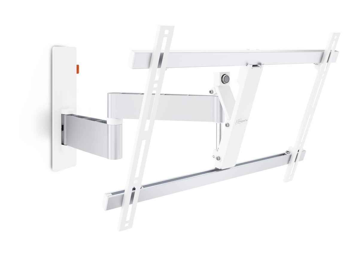 Vogel's WALL 2345 Full-Motion TV Wall Mount (white) - Suitable for Full motion (up to 180°) - Suitable for Tilt up to 20° - Suitable for Product