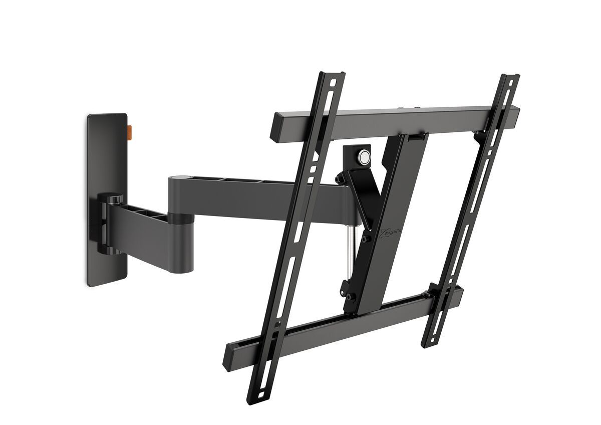 Vogel's WALL 3245 Full-Motion TV Wall Mount (black) - Suitable for Full motion (up to 180°) - Suitable for Tilt up to 20° - Suitable for Product