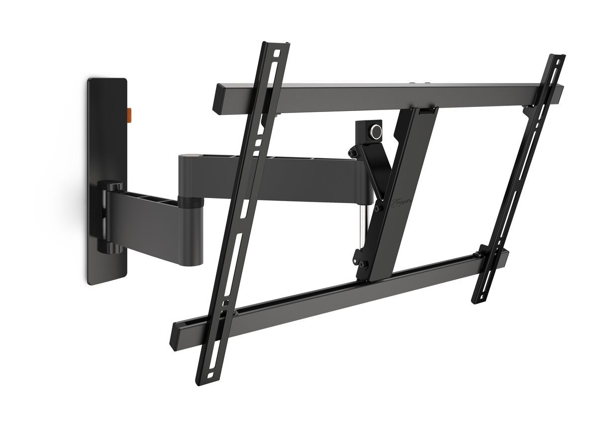 Vogel's WALL 3345 Full-Motion TV Wall Mount (black) - Suitable for 40 up to 65 inch TVs - Full motion (up to 180°) - Tilt up to 20° - Product