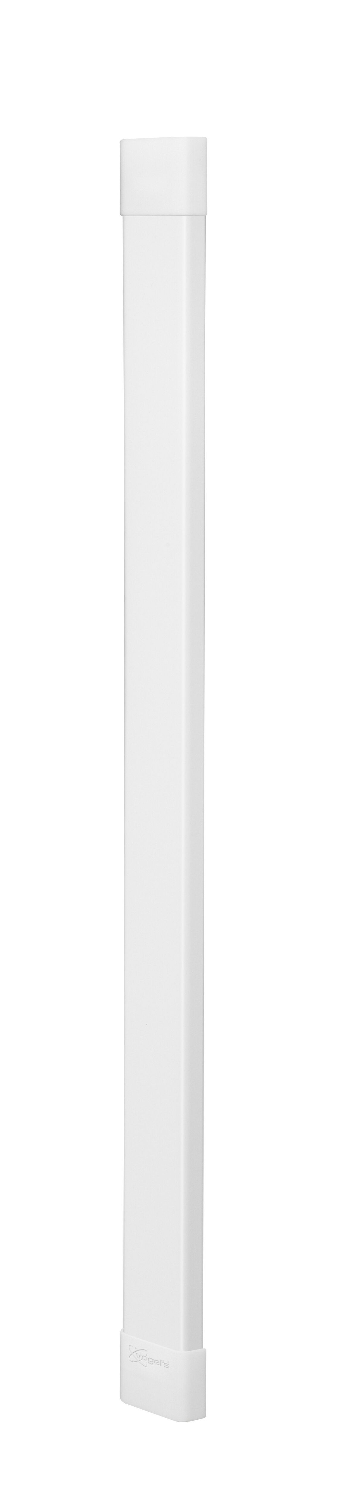 Vogel's CABLE 8 Cable Cover (white) - Max. number of cables to hold: Up to 8 cables - Length: 94 cm - Product