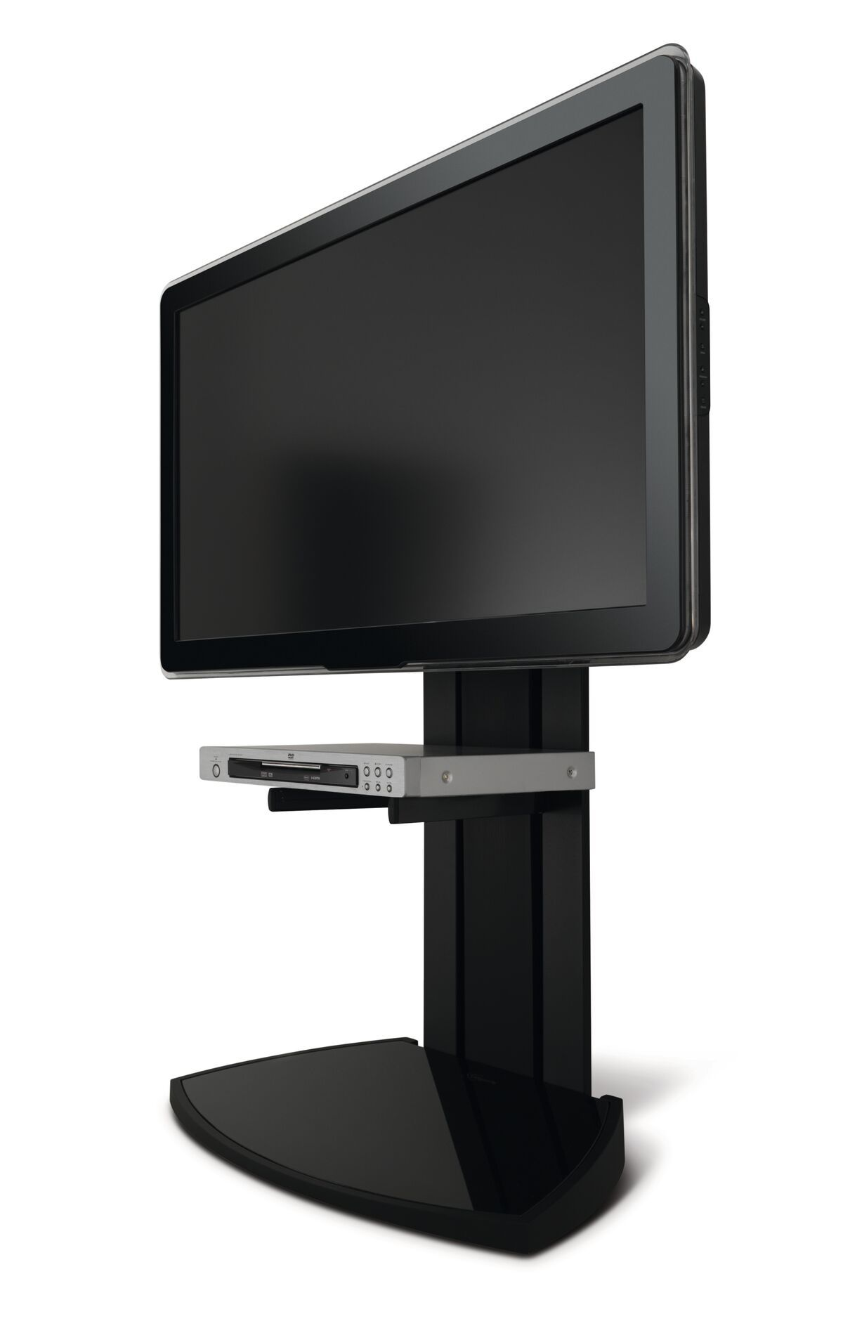 Vogel's EFF 8340 TV Floor Stand (black) - Suitable for 40 up to 65 inch TVs up to 45 kg - Application