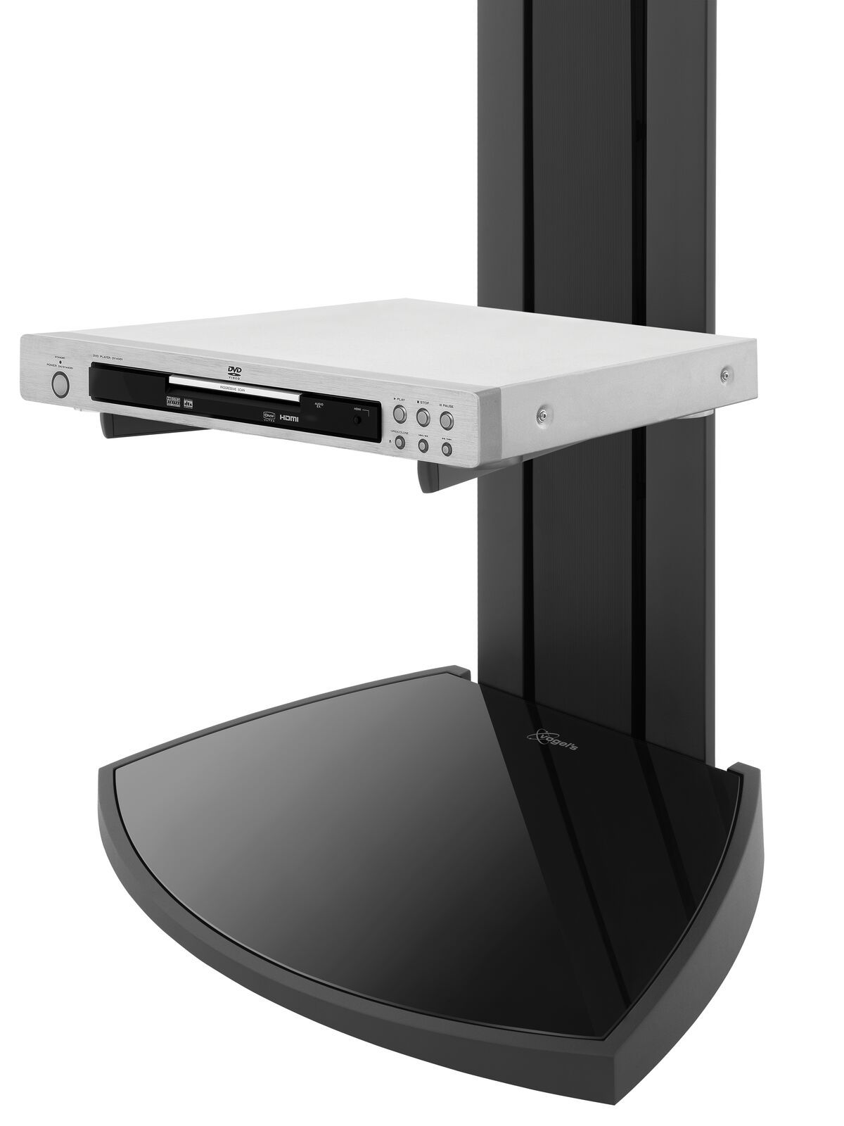Vogel's EFF 8340 TV Floor Stand (black) - Suitable for 40 up to 65 inch TVs up to 45 kg - Detail