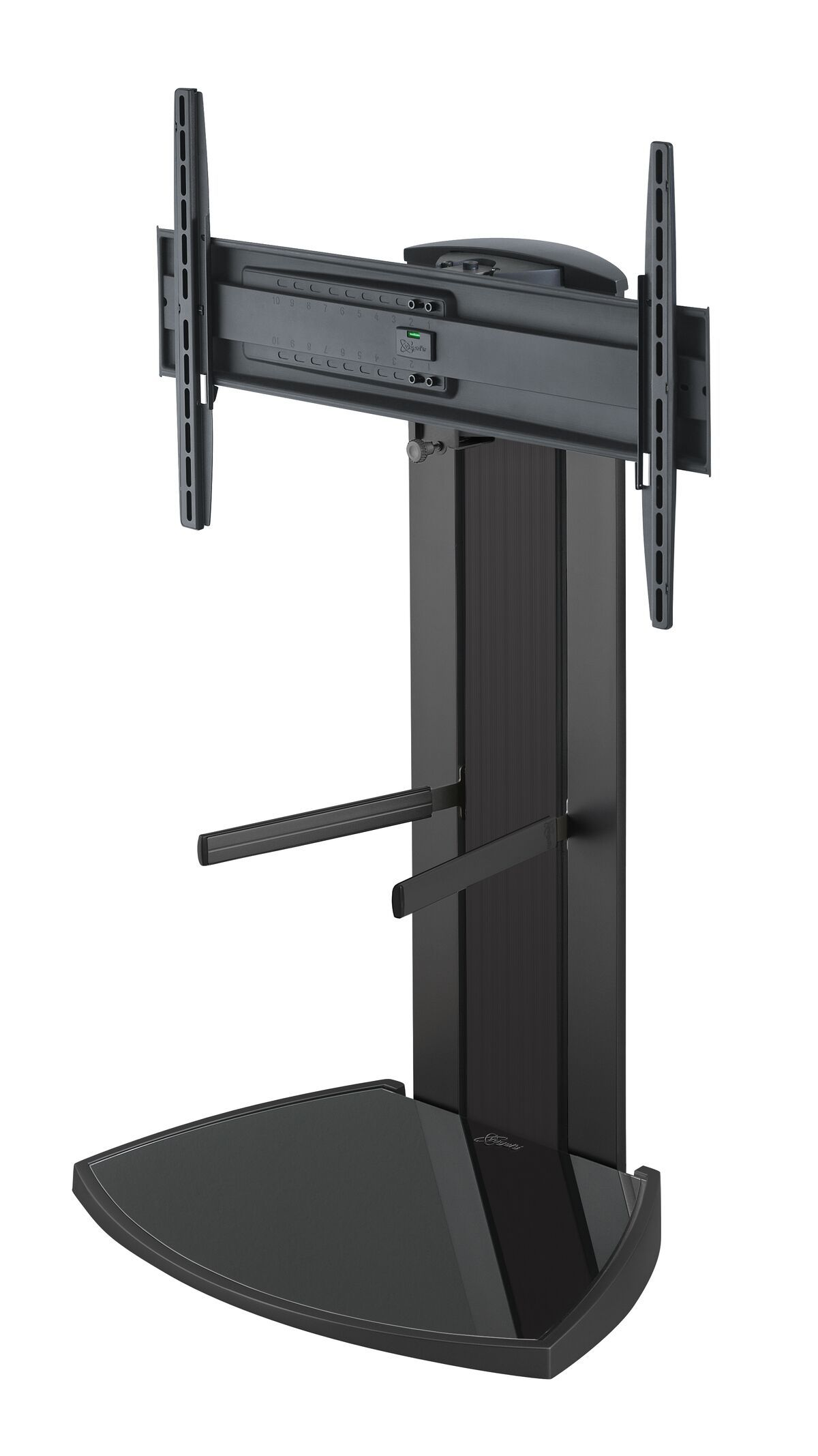 Vogel's EFF 8340 TV Floor Stand (black) - Suitable for 40 up to 65 inch TVs up to 45 kg - Product