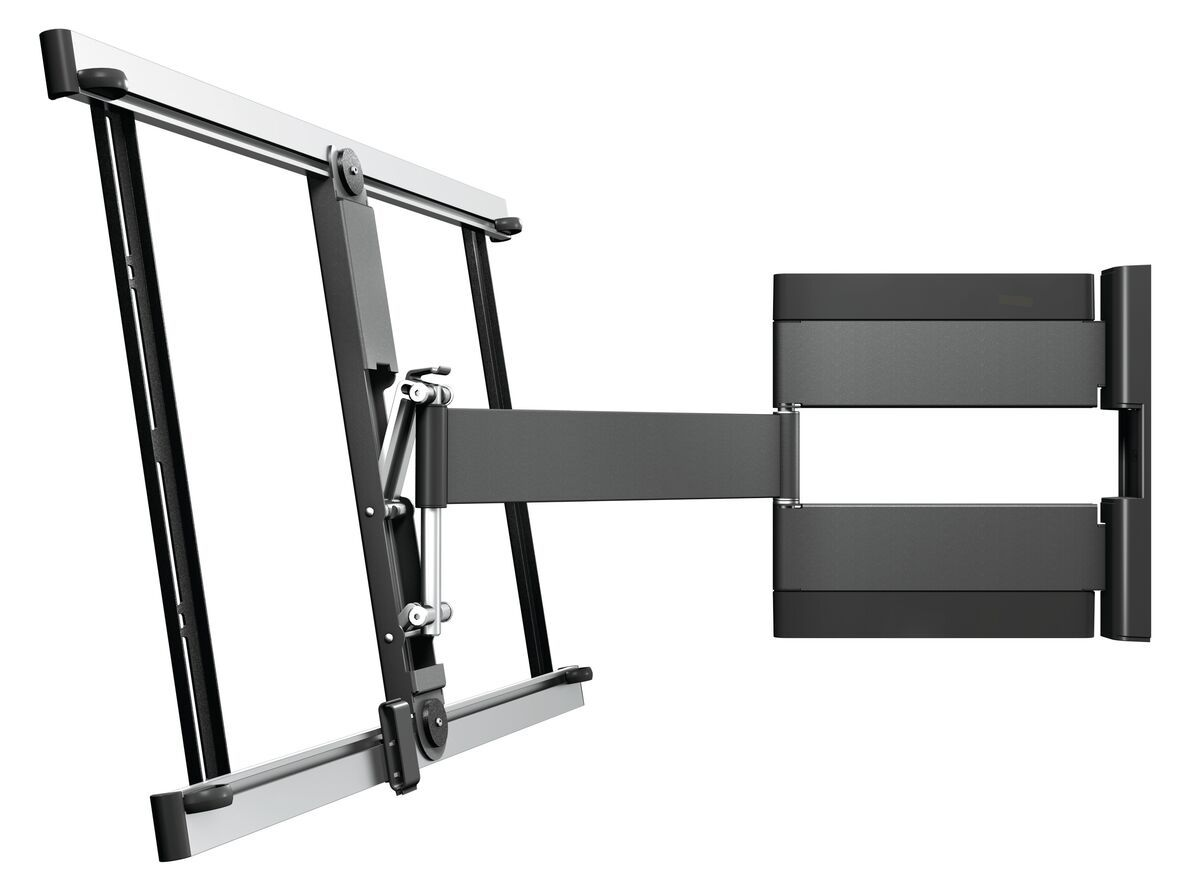 Vogel's THIN 345 UltraThin Full-Motion TV Wall Mount - Suitable for 40 up to 65 inch TVs - Full motion (up to 180°) - Tilt up to 20° - Side view